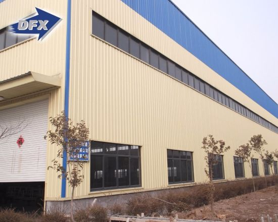 China Leading Manufacturer Steel Structure Warehouse Building Factory in Qingdao