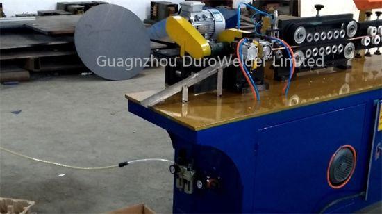 Copper Pipe Burr Free Rotary Cutting Machine