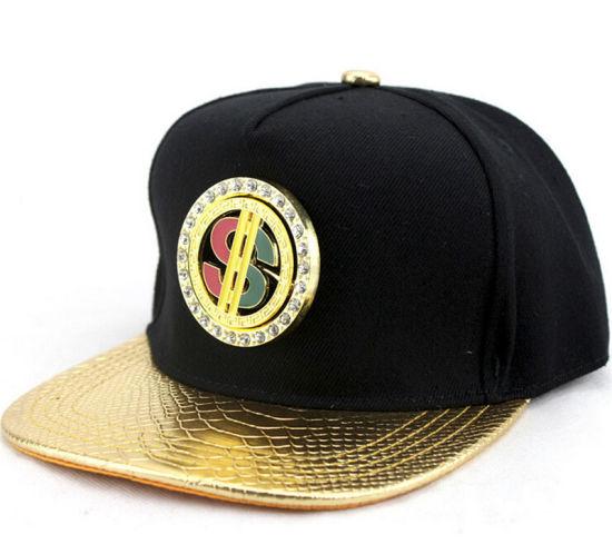 714080bd7e7c2 China Custom New Style Flat Hat Embroidered Fashion Cap - China ...