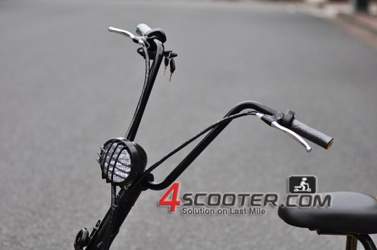 Sport Electric Scooter 2016 Popular Citycoco off Road City Scooter pictures & photos