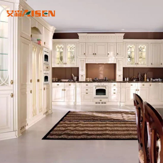 High Quality Storage Wooden Kitchen, Designs Of Kitchen Cabinets For Small Kitchens