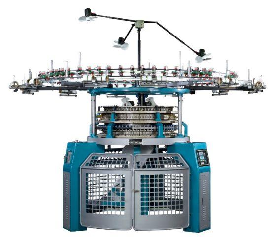 Single Jersey Jacquard Machine (embroidery machine) (industrial sewing machine)