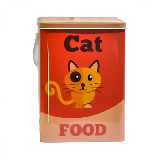 Pet Food Tin Box with Competitive Price