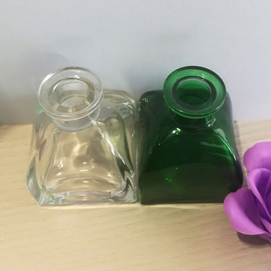 Colored Aroma Glass Bottle 50ml pictures & photos
