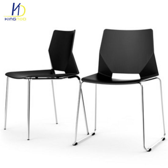 Magnificent Colorful Simple Design Modern Steel Metal Leg Stackable Plastic Chair Caraccident5 Cool Chair Designs And Ideas Caraccident5Info