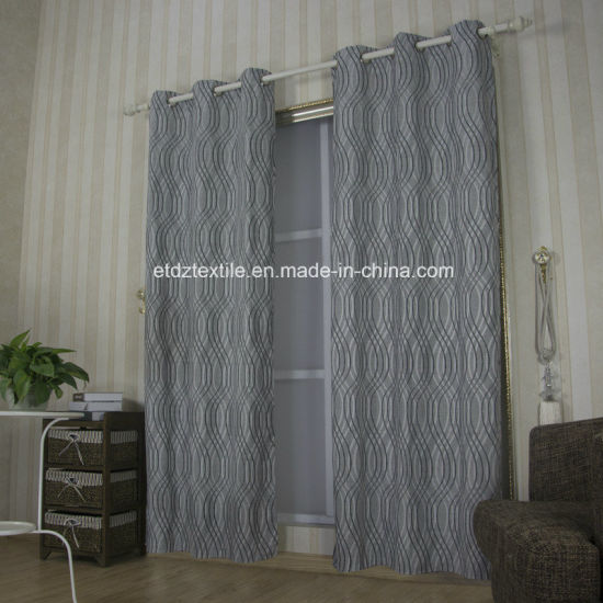 European Popular Fabric Dyed Window Curtain Fabric pictures & photos