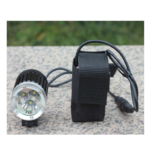 High Quality Battery Powered Bicycle Headlights with 30watt pictures & photos