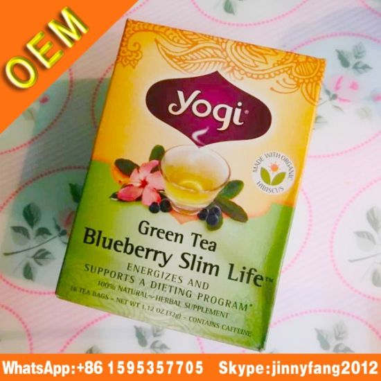 Blueberry Slim Life Yogi Formerly