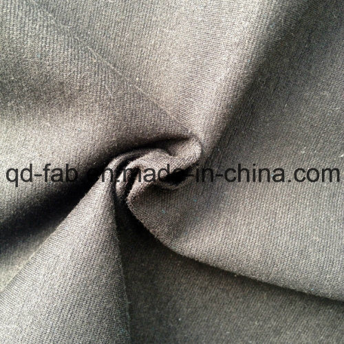Cotton Nylon Spandex Ponti Fabric (QF13-0662)