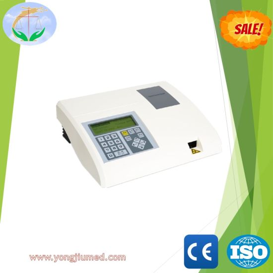 China Most Popular Design Semi-Automatic Chemistry Analyzer pictures & photos