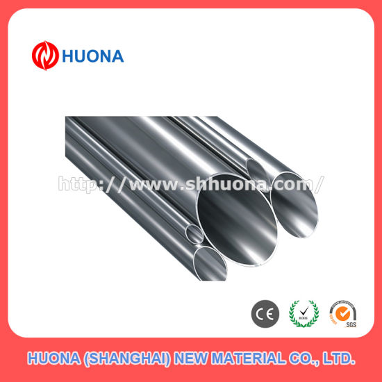 Ni80mo5 Permalloy Pipe Soft Magnetic Alloy Tube Round pictures & photos