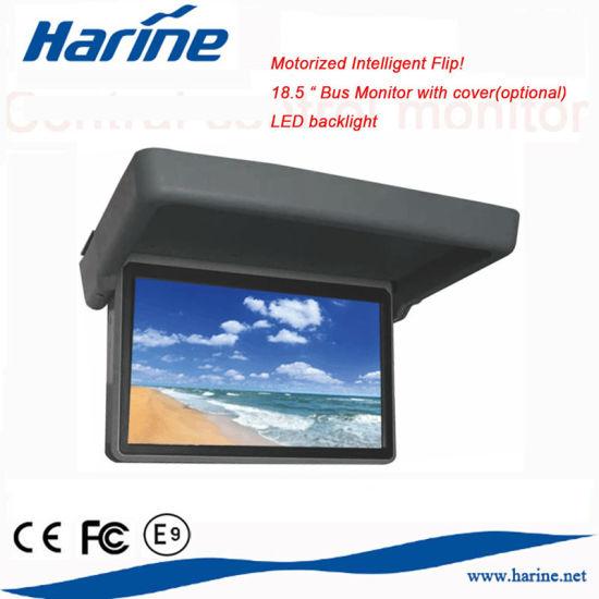 China car bus coach auto flip 19 lcd tv screen monitor for video car bus coach auto flip 19 lcd tv screen monitor for video display ccuart Images