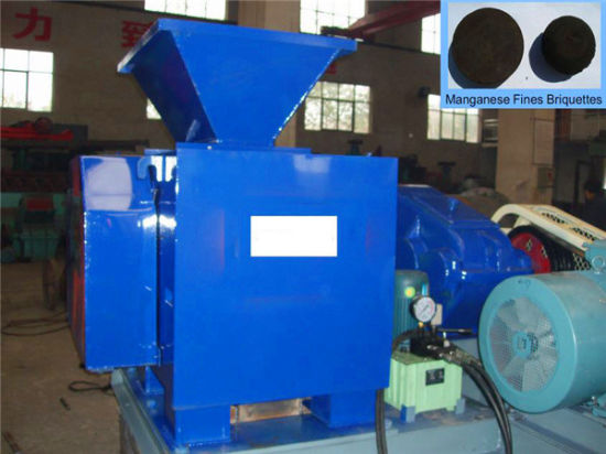 Charcoal Briquette Press Machine/ Hydraulic Coal Briquette pictures & photos