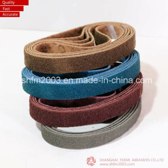 Abrasive Sanding Belt for Metal Application (Professional manufacturer)