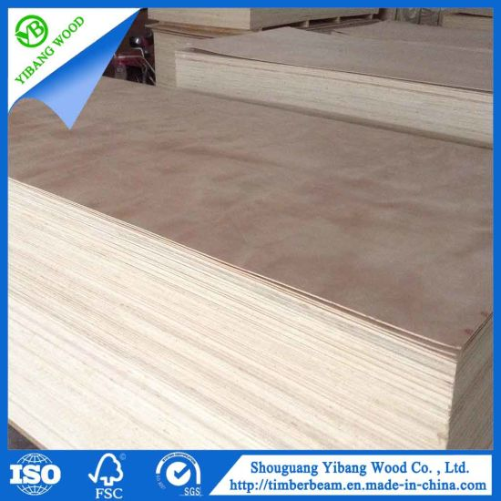 Commercial Plywood 1220X2440mm