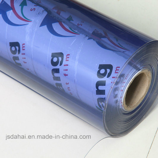 0.60mm PVC Super Clear Film for Package pictures & photos