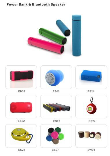 Portable Hands Free Mini Bluetooth Speaker with Custom Logo for Free Sample pictures & photos