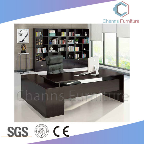 China Luxury CEO Office Desk Wooden Computer Table Furniture with ...