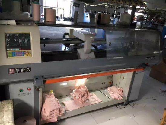 China Usedsecond Hand Computerized Knitting Machine China Used