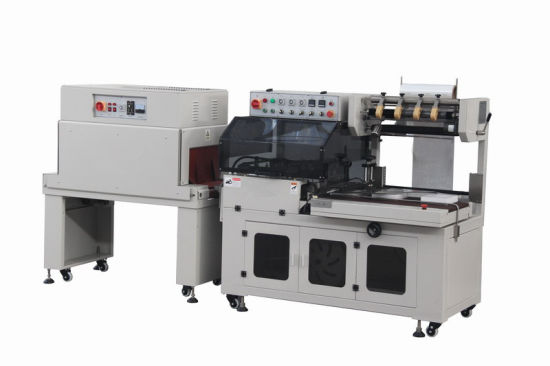 Automatic L Sealer and Shrink Wrapper (FL-5545TBA+SM-4525) pictures & photos