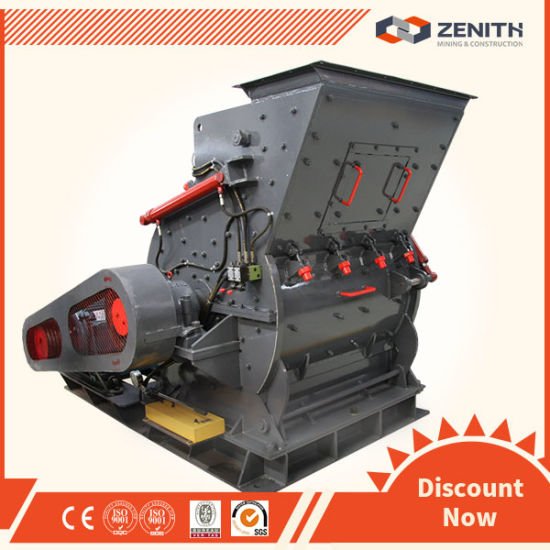 PC Series Gypsum Plaster Crusher, Hammer Crusher for Gypsum pictures & photos