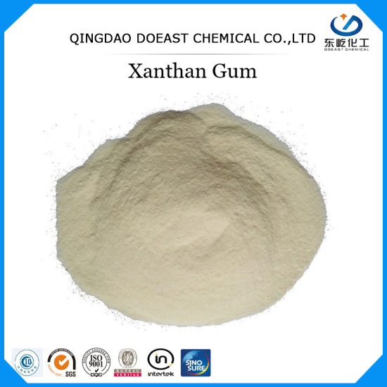 High Purity Food Grade Xanthan Gum in China