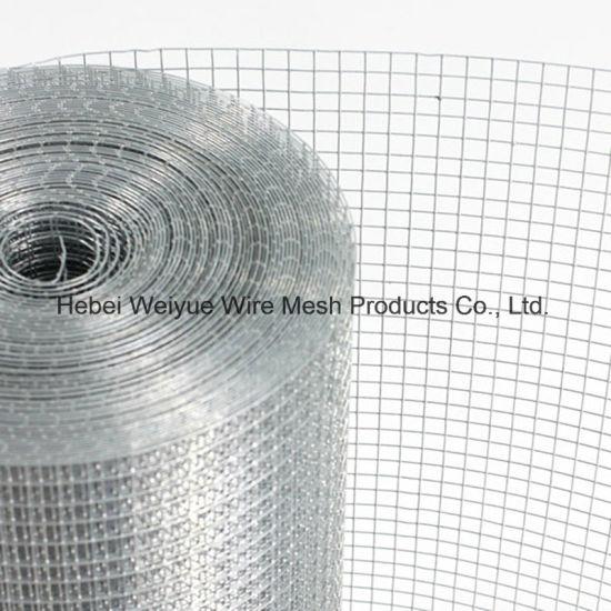 China Galvanized Welded Wire Mesh Garden Border Fence Wire Mesh ...