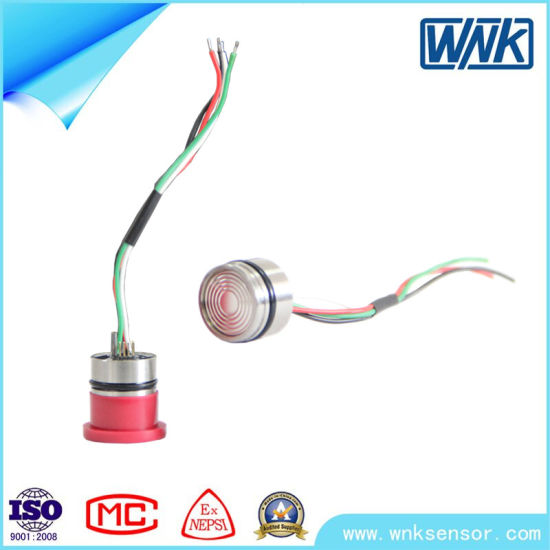 0-40kpa… 7MPa High Accuracy Mini Diffused Silicon Oil-Filled Pressure Sensor pictures & photos