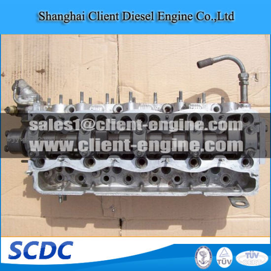 China Brand New Cylinder Head for Toyota Diesel Engine