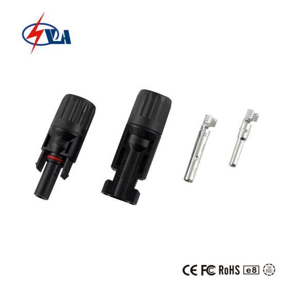 Mc4 Solar Cable Connector with TUV Approvals