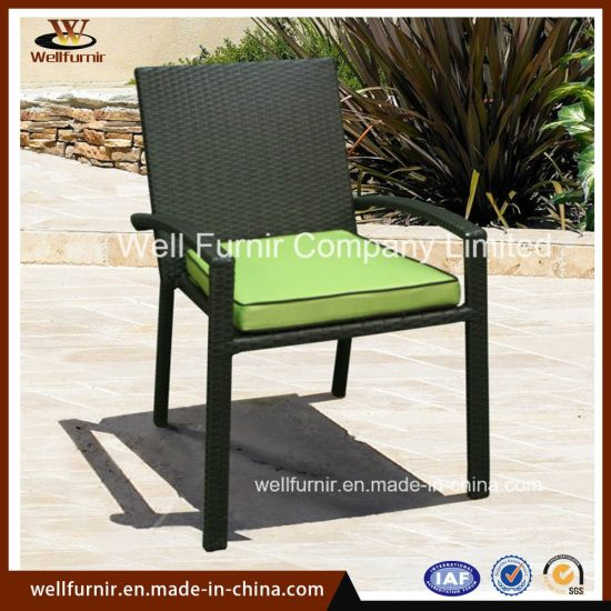 Admirable Wicker Arm Chair Deep Seating Rattan Furniture Rattan Dining Onthecornerstone Fun Painted Chair Ideas Images Onthecornerstoneorg