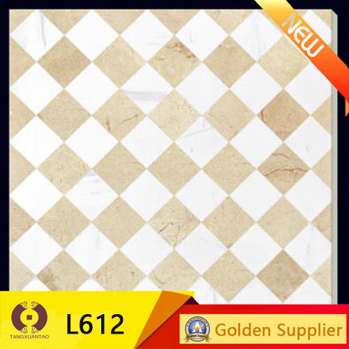 2016 New Design Polished Composite Marble Tiles Flooring Tiles (L6050) pictures & photos