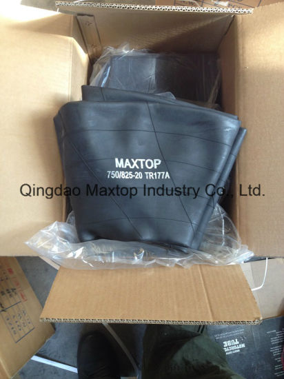 Maxtop 155/165-13 Car Tyre Inner Tube pictures & photos