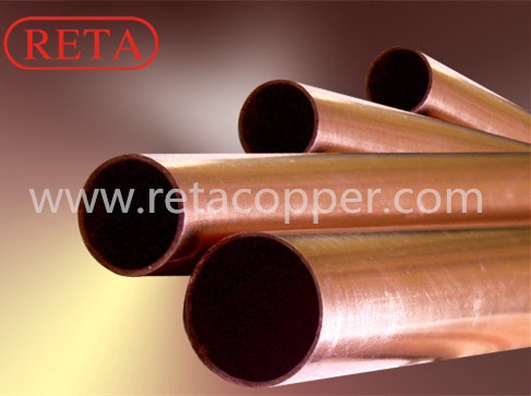 Astm B88 Water Copper Tubing China