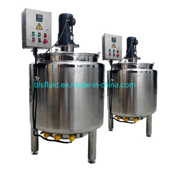 Industrial Stainless Steel Liquid Soap Mixer