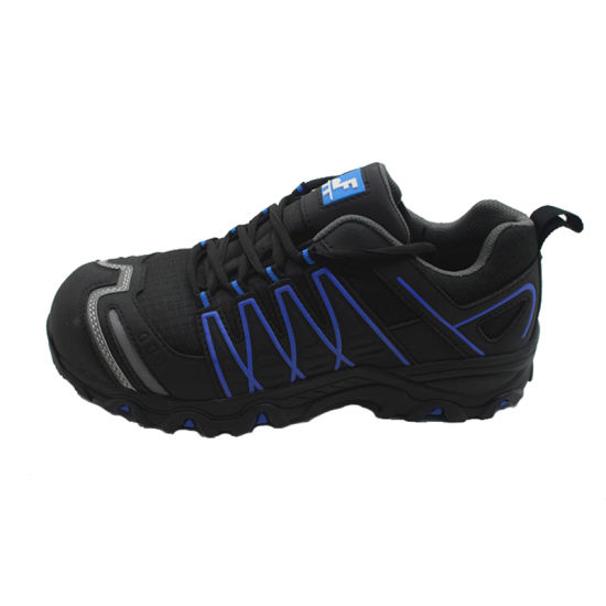 Safety Trainers Shoes of Steel Toe Cap