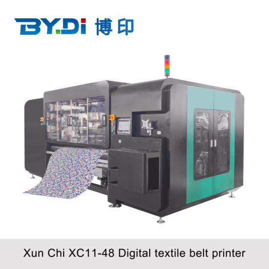Digital Textile Printing Machine, Printing, Dyeing and Finishing Machinery