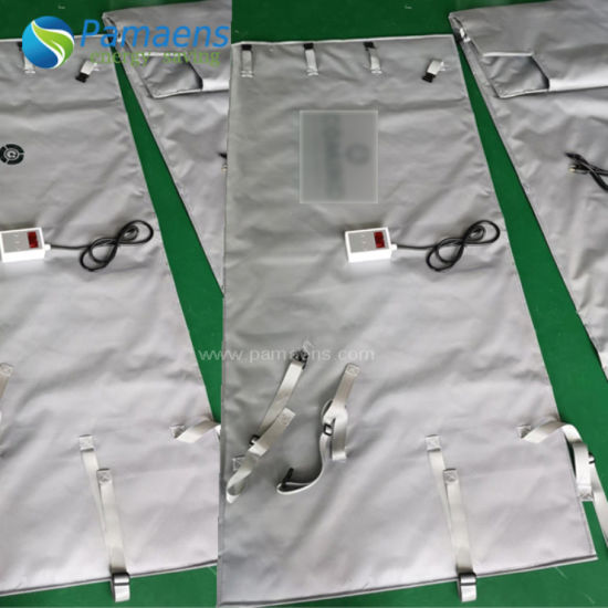 Waterproof Electric Industrial Heating Blankets with Digital Adjustable Temperature Control pictures & photos