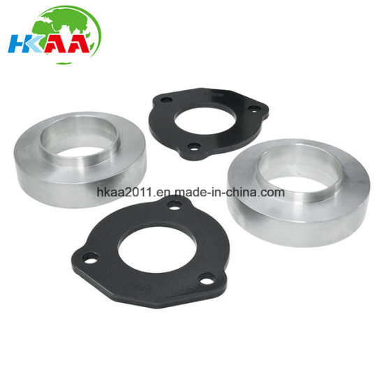 OEM Precision CNC Machined Billet Aluminum Anodized Rear Axle Wheel Spacers