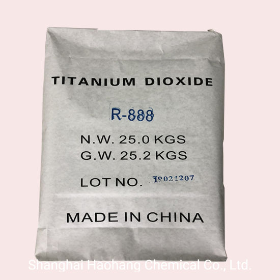 Rutile Titanium Dioxide Rutile R-888 for Plastic and Master Batch pictures & photos