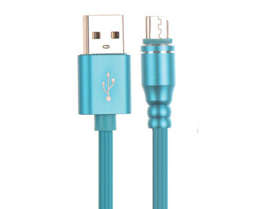 Mobile Phone Cable with Metal Shell and PVC Material
