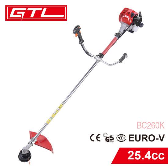 Garden Tools 2-Stroke 25 4cc Gasoline Grass Trimmer Brush Cutter