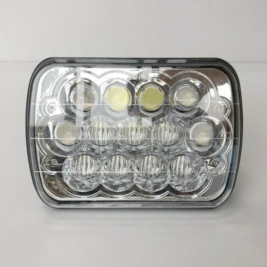 Wholesale Price Auto 7 Inch 45W LED Hi/Low Beam Work Light