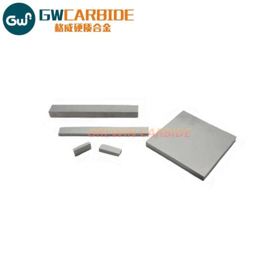 Tungsten Carbide Strips and Plates Yg6X 140X25X2mm