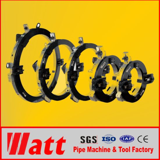 L Split Frame Pipe Cutting and Beveling Machine