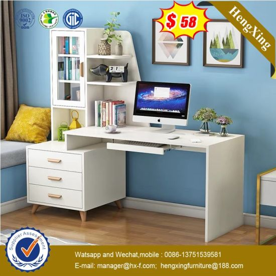 New Design Wooden Computer Desk Modern Home Children Kids Study Table pictures & photos
