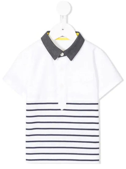 Wholesale Children′s Striped Polo Shirt pictures & photos
