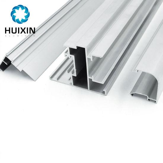 Window and Door Frame Aluminium Extrusion Profiles