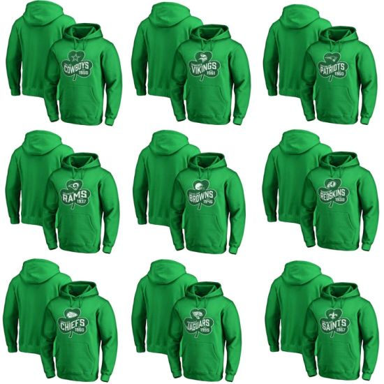 2019 PRO Line St. Patrick's Day Paddy's Pride Pullovers Hoodies