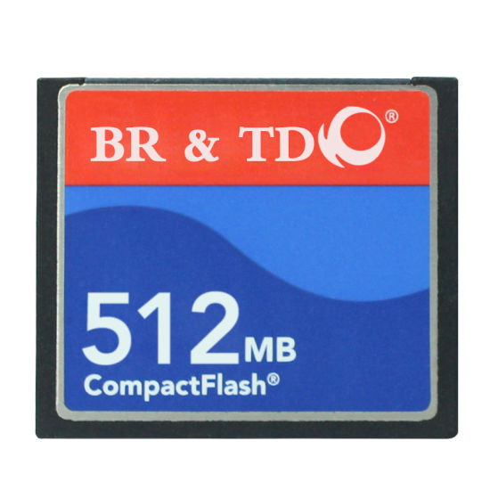 Compact Flash Memory Card Br&Td Ogrinal Camera Card 512MB